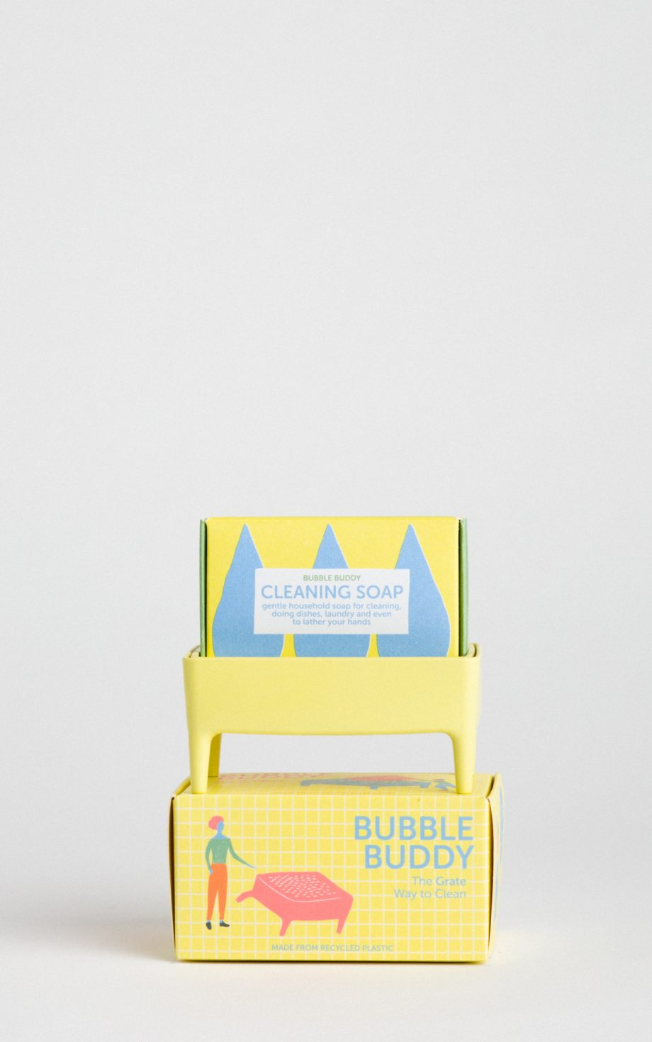 bubble buddy mellow yellow inc cleaning soap