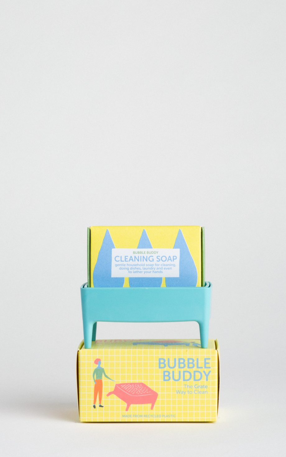 bubble buddy ocean inc cleaning soap