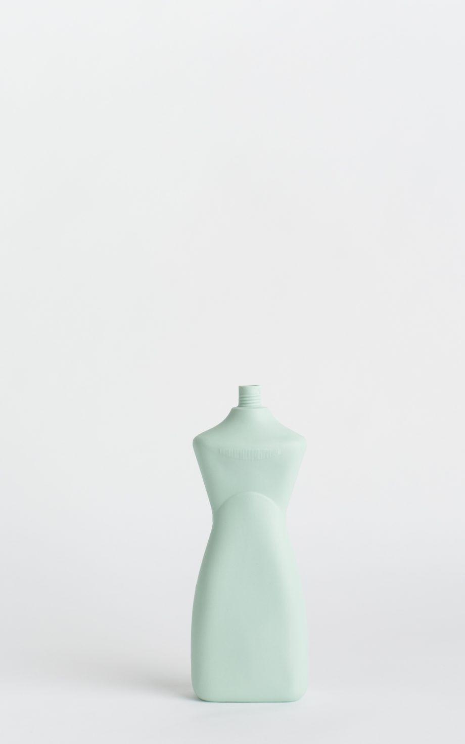 bottle vase #8 mint
