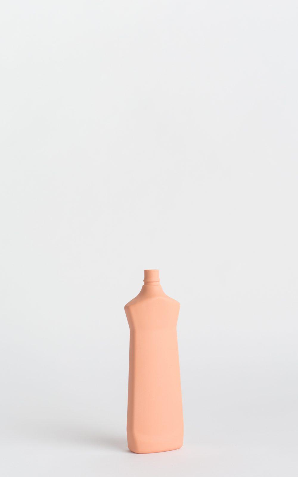bottle vase #1 orange