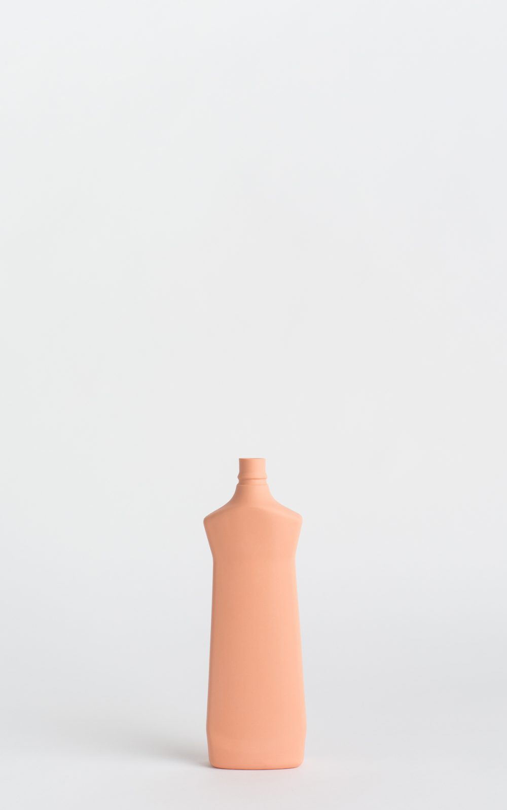 bottle vase #1 orange