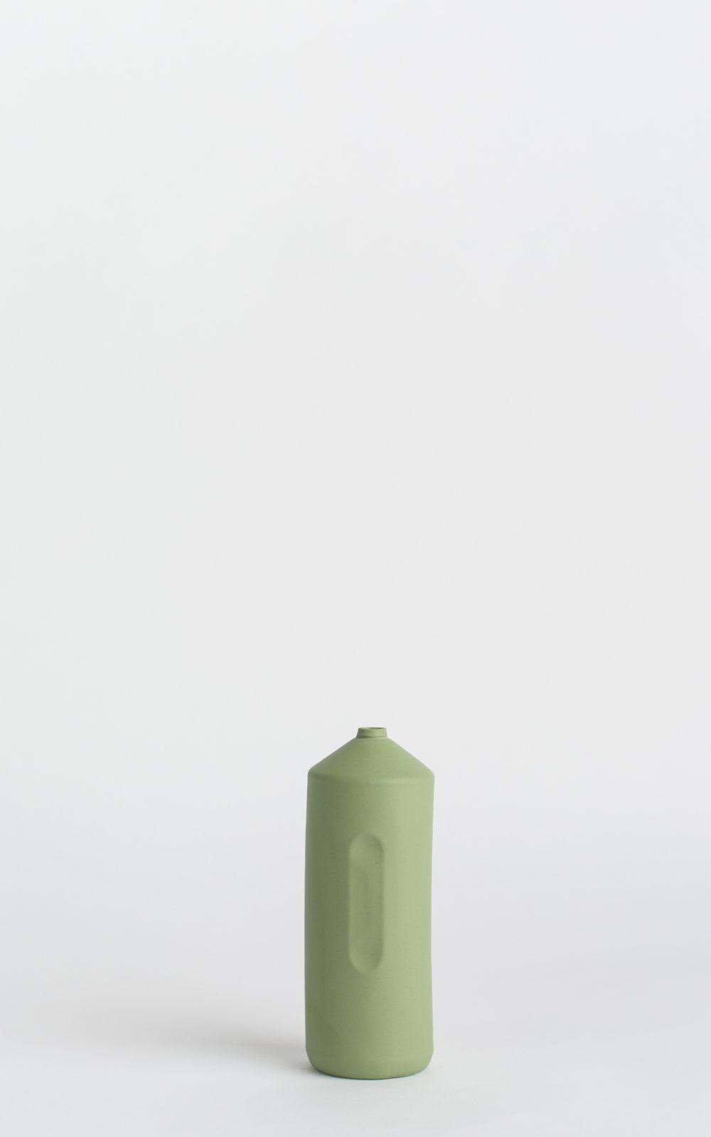 foekjefleur_bottlevases#2_darkgreen_front