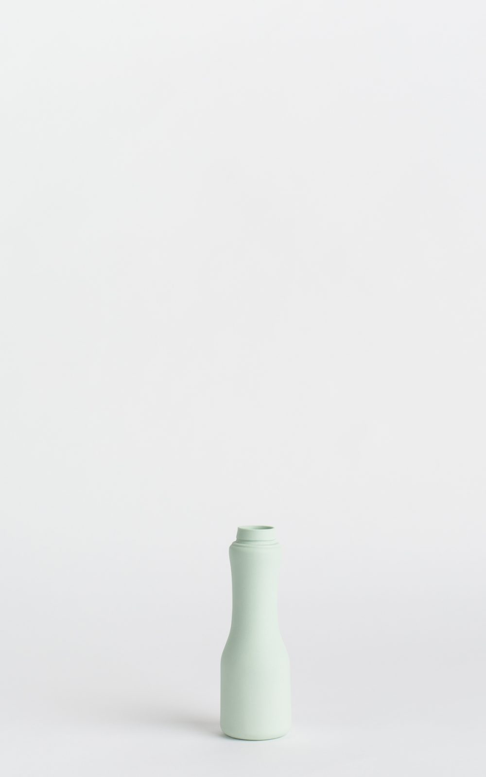 bottle vase #6 mint