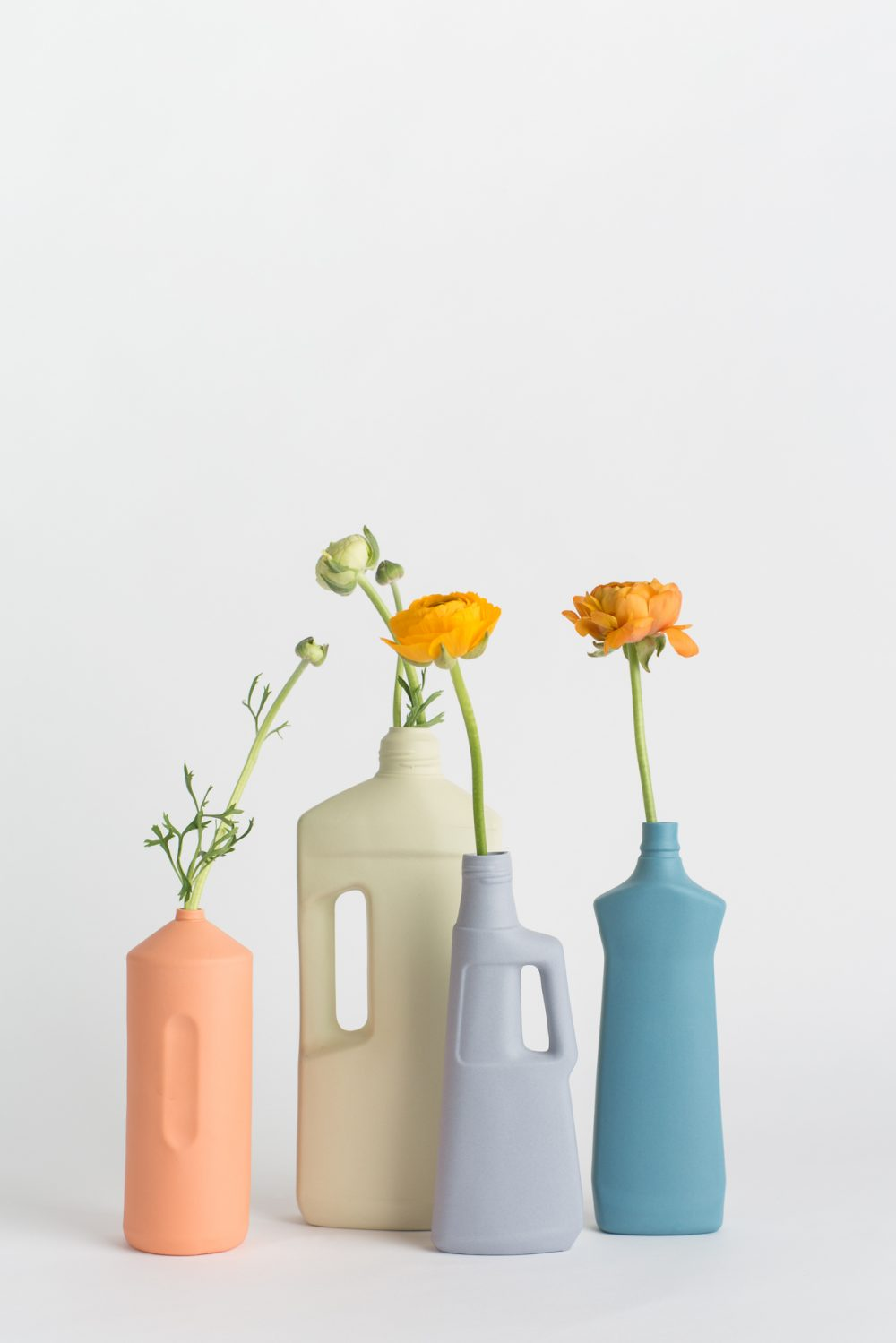 foekje fleur bottle vases bigger set