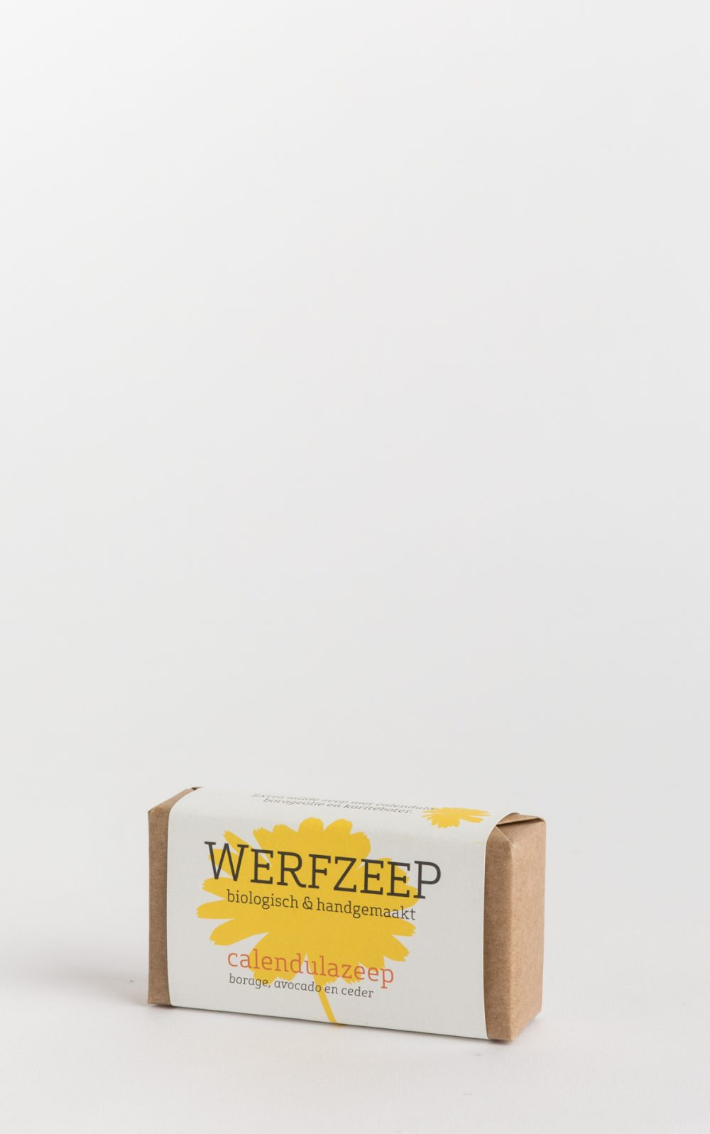 organic werfzeep soap bar