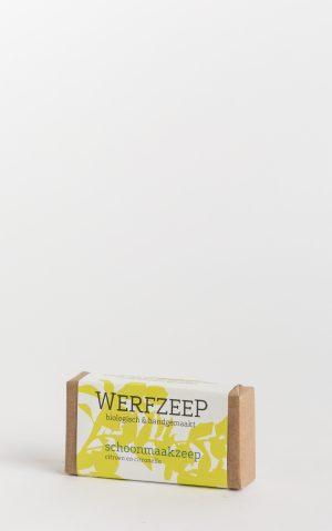 organic werfzeep cleaning bar