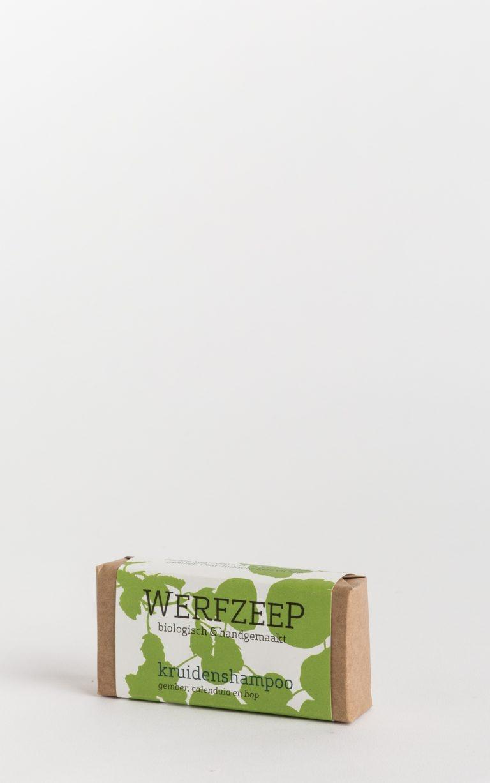 organic werfzeep shampoo soap bar