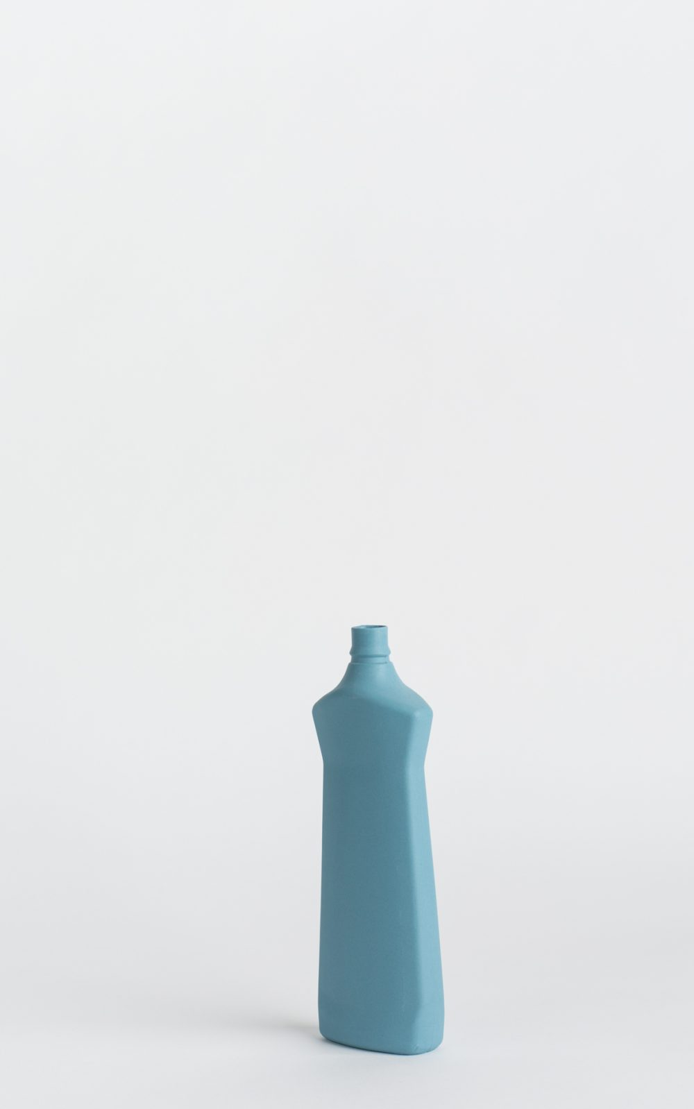 bottle vase #1 dark blue