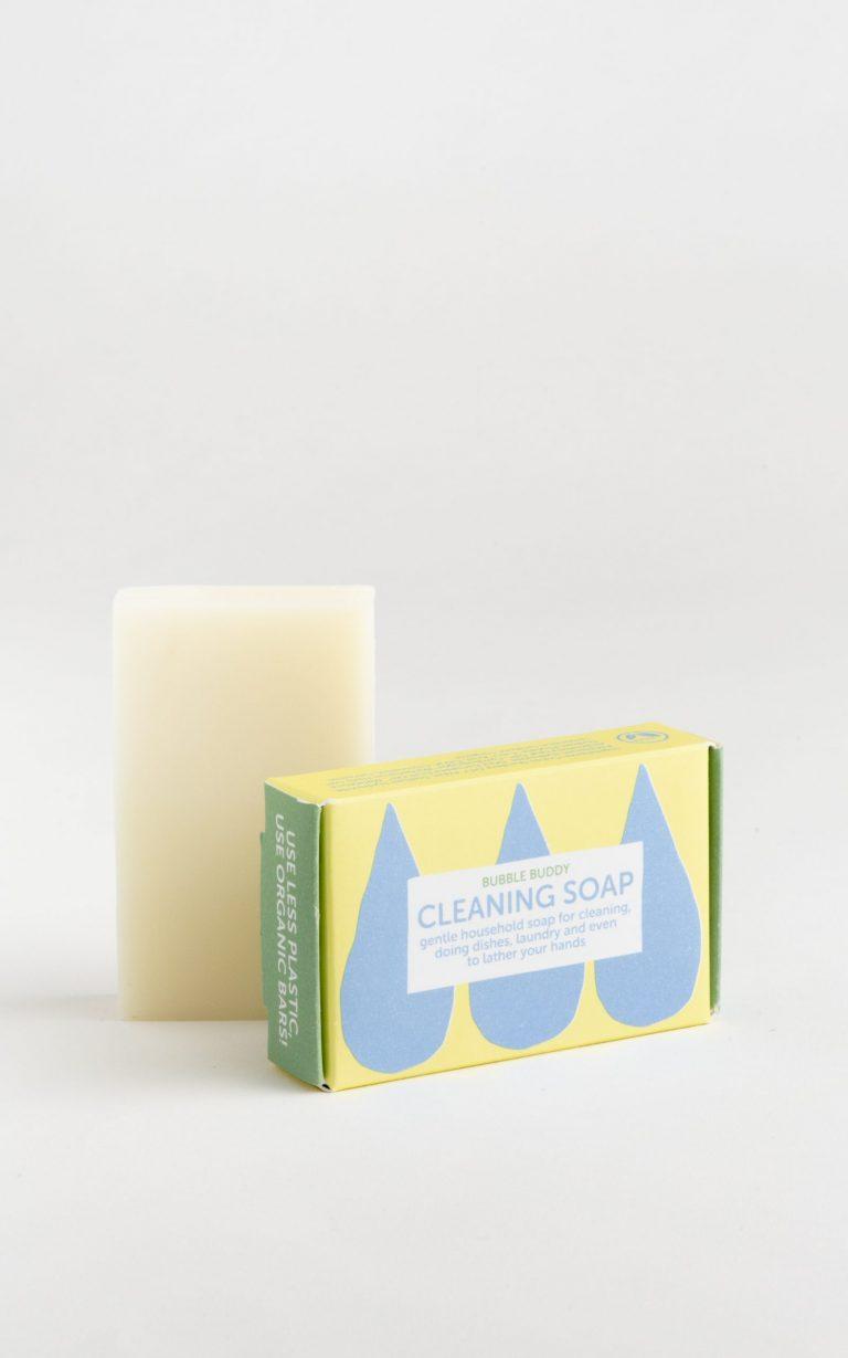 vegan organic cleaning soap bar