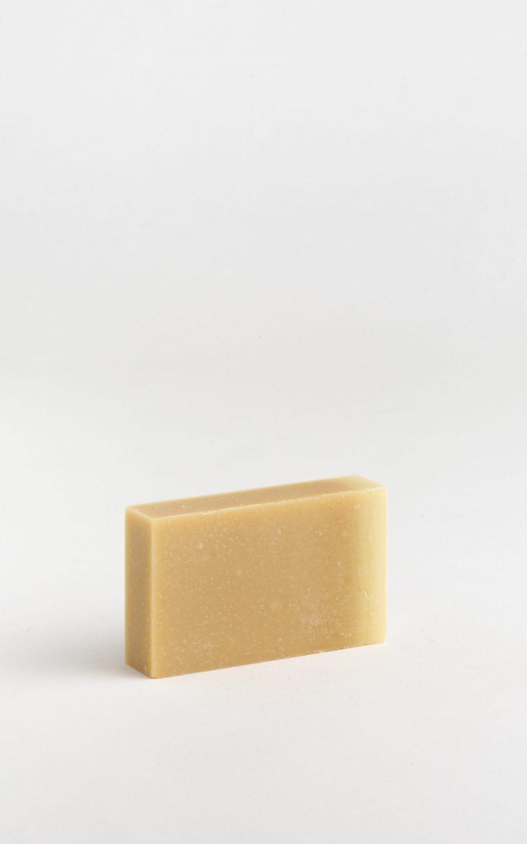 organic rosehip with shea butter soap bar