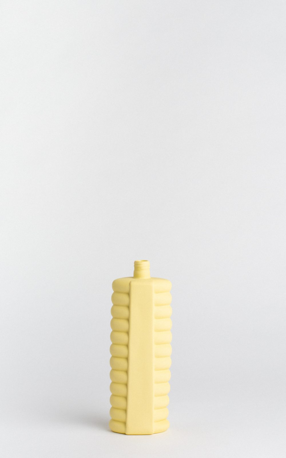 bottle vase #10 freshyellow