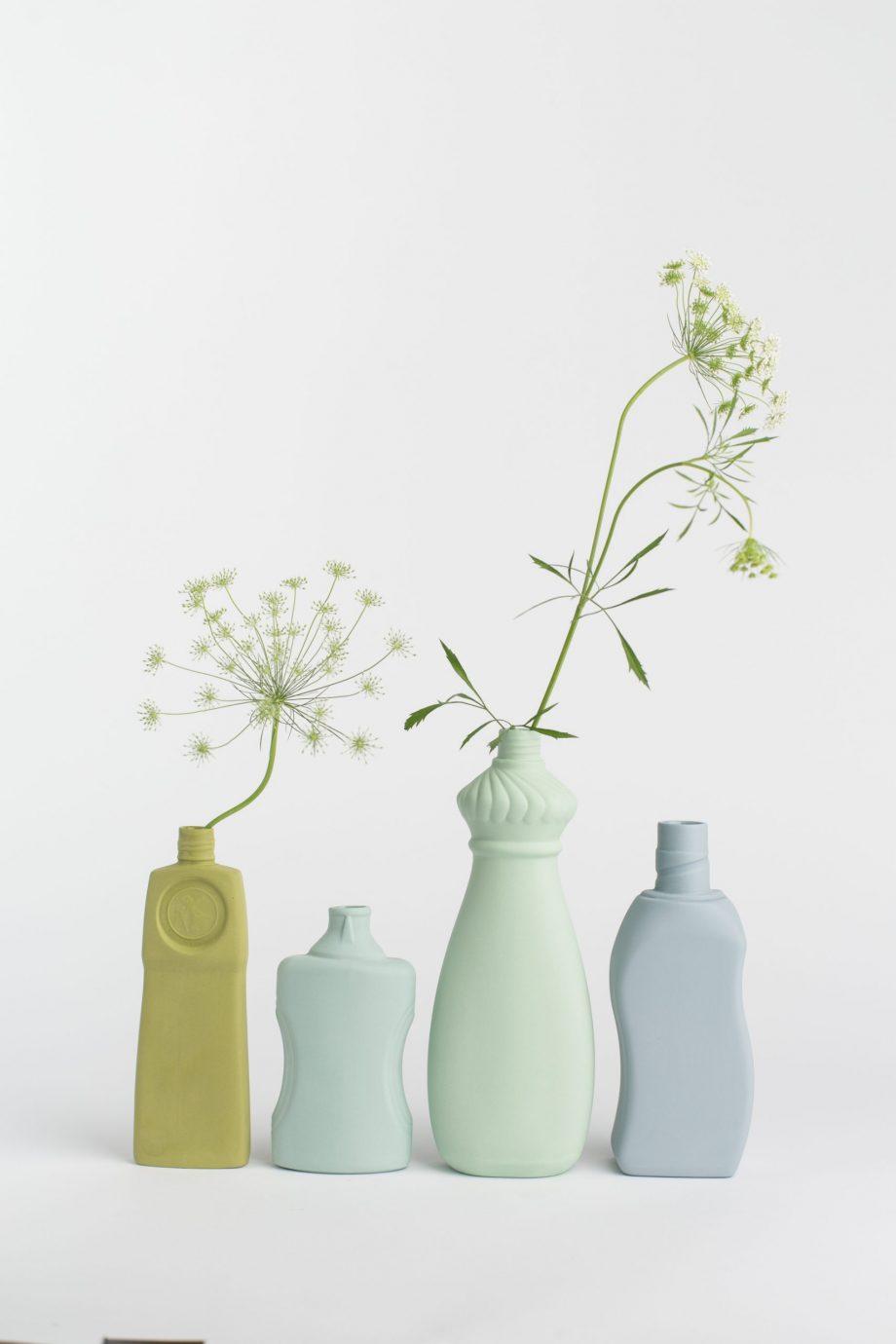 group photo porcelain vases