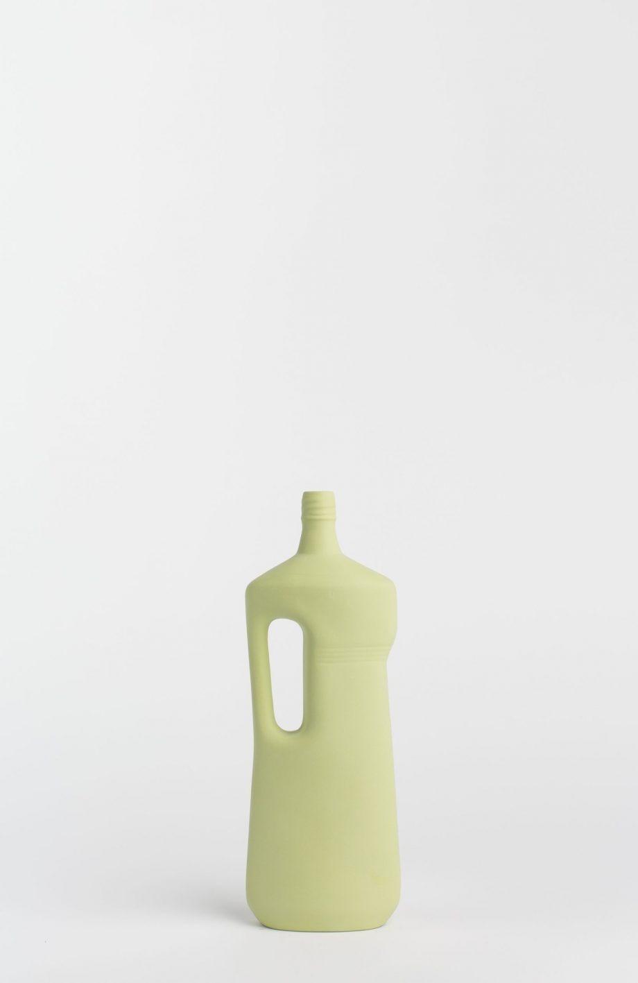 bottlevase #16 light green