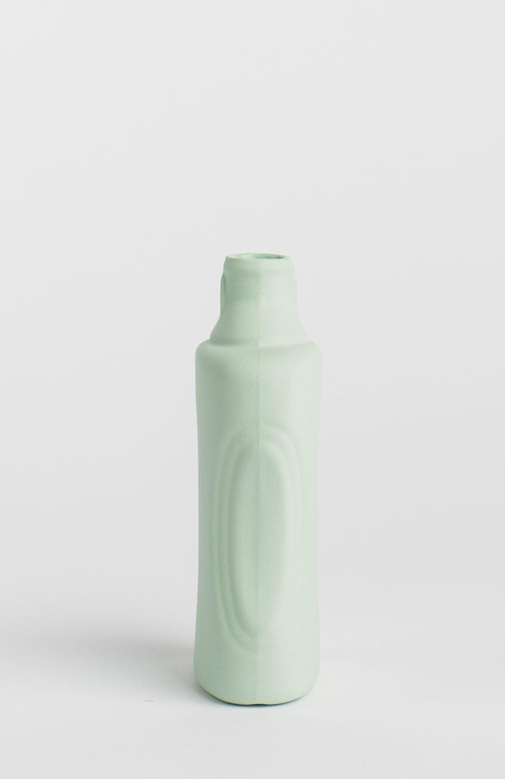 bottle vase #21 mint