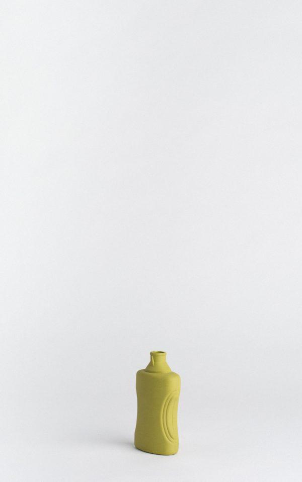 bottle vase #21 moss