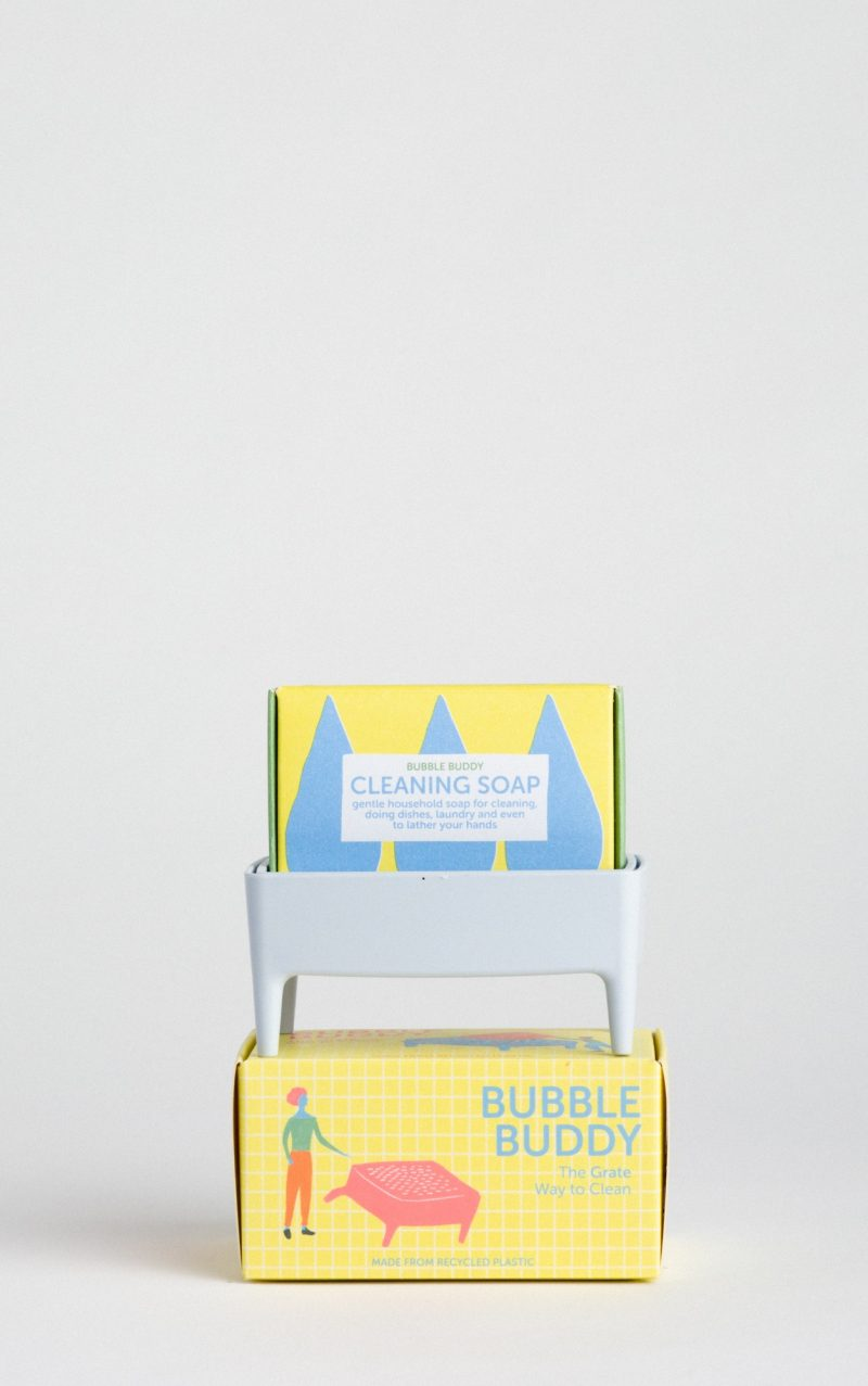 bubble buddy lavender inc cleaning soap